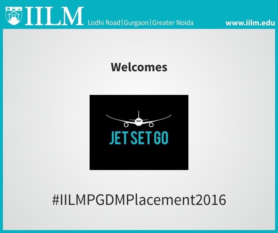 Companies on campus - Jet Set Go