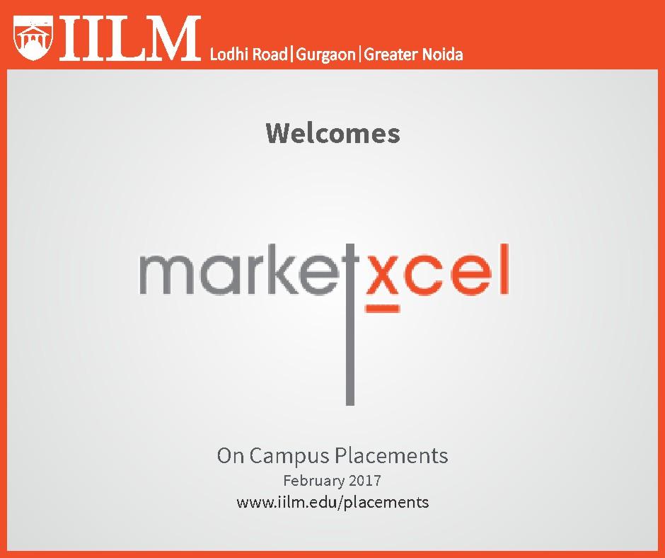 Marketxcel