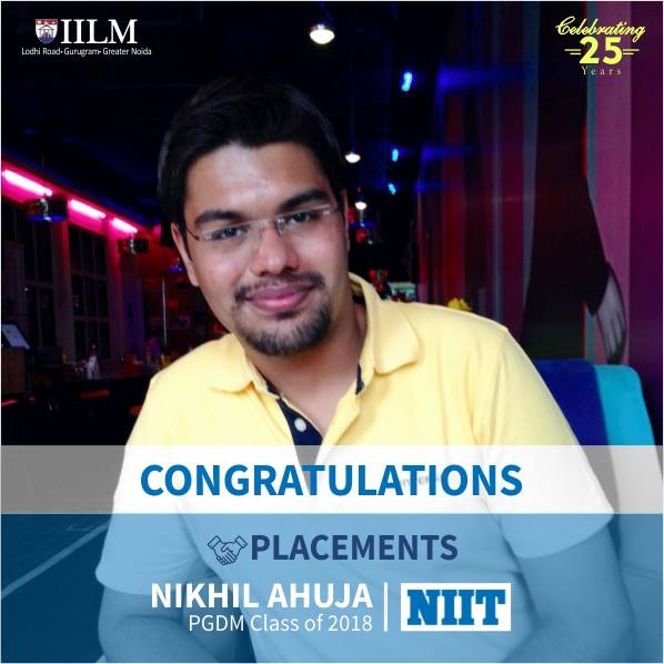 Selection in NIIT