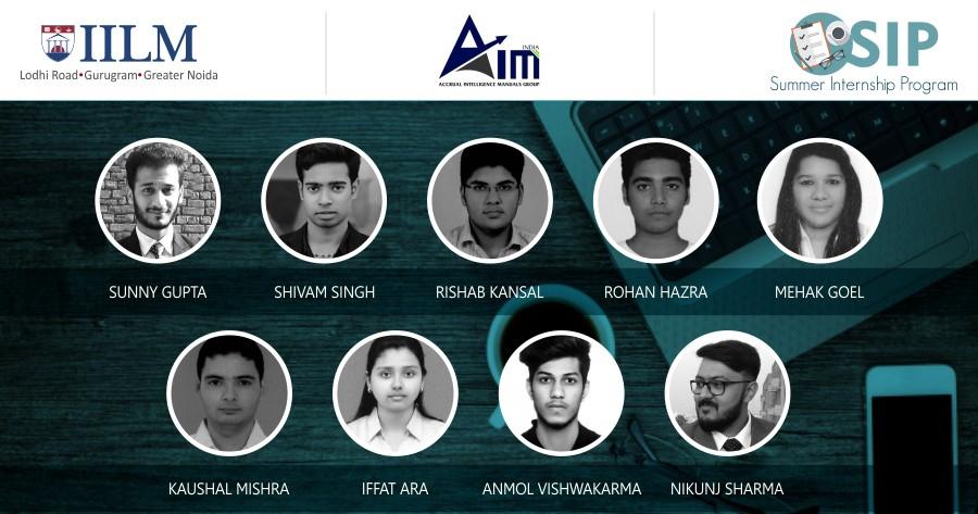 IILM-SIP AIMS