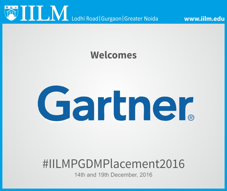 Companies on campus - Gartner