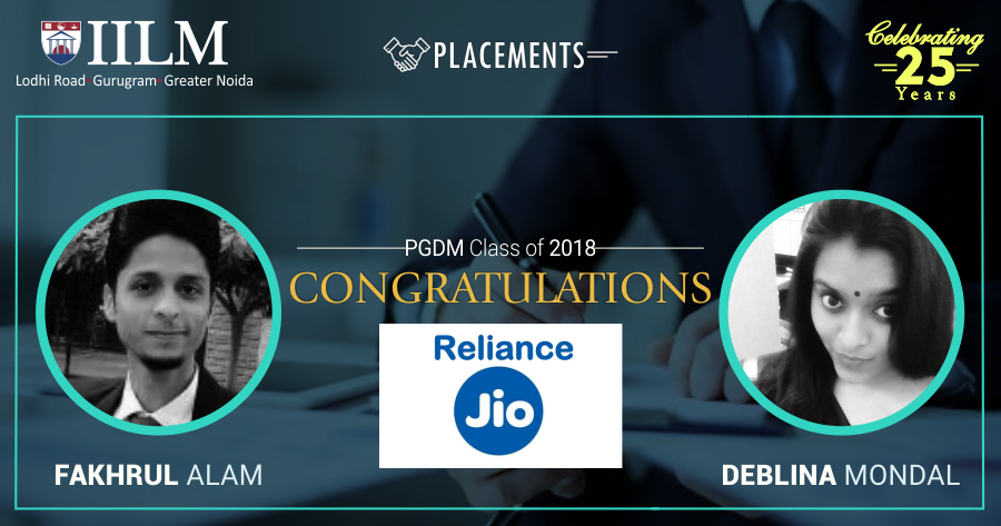 Placement-in-Jio