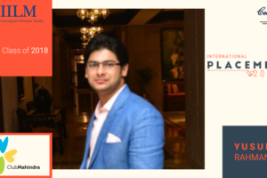 Yusuf-Rahman | IILM Placement