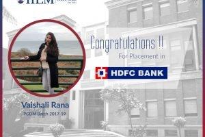 IILM-HDFC-Bank