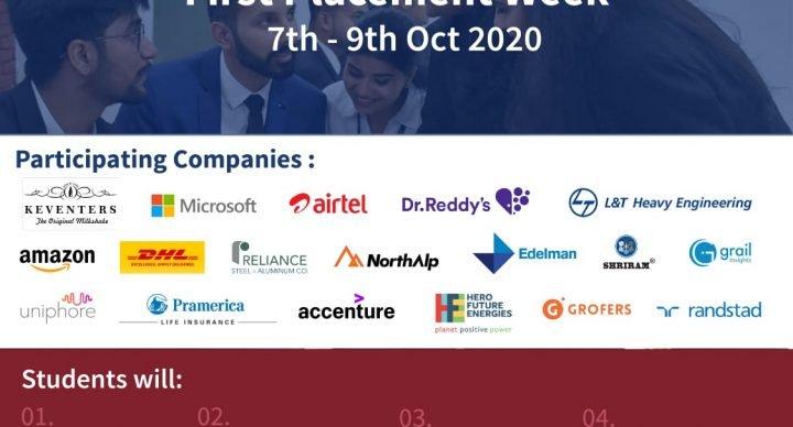 IILM Placement Week October 2020